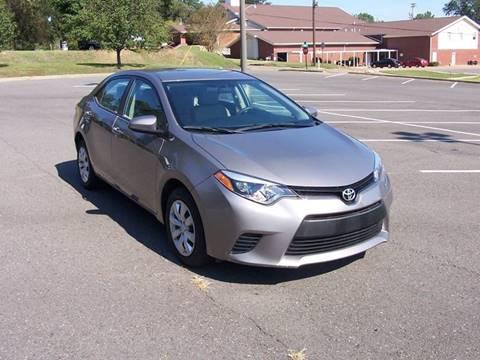 2014 Toyota Corolla for sale at Stewart's Auto Sales in Arkadelphia AR