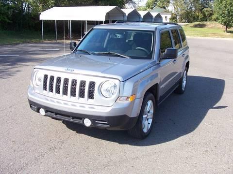 2015 Jeep Patriot for sale at Stewart's Auto Sales in Arkadelphia AR