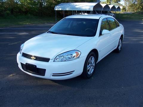 2007 Chevrolet Impala for sale at Stewart's Auto Sales in Arkadelphia AR