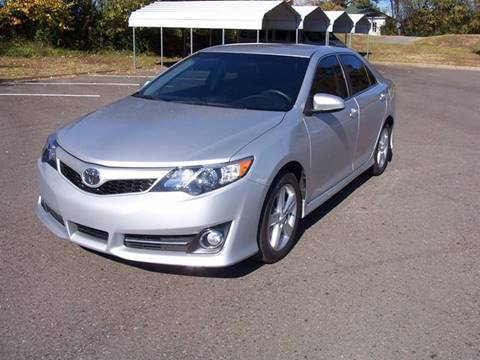 2014 Toyota Camry for sale at Stewart's Auto Sales in Arkadelphia AR