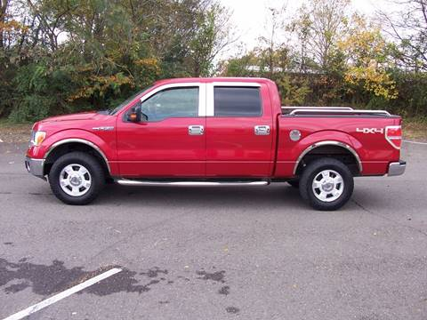 2012 Ford F-150 for sale at Stewart's Auto Sales in Arkadelphia AR