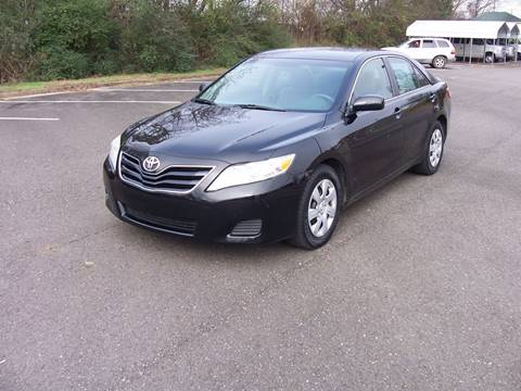 2011 Toyota Camry for sale at Stewart's Auto Sales in Arkadelphia AR