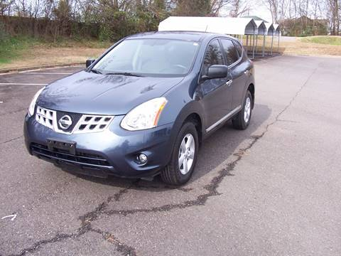 2012 Nissan Rogue for sale at Stewart's Auto Sales in Arkadelphia AR