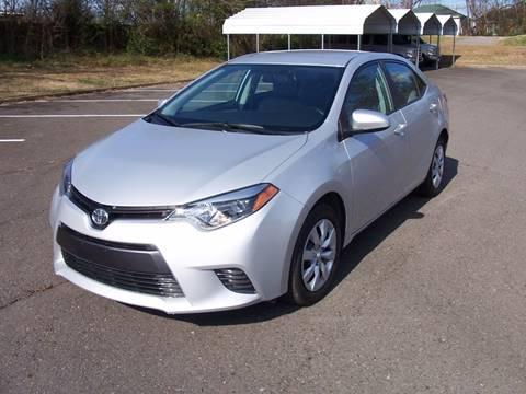 2016 Toyota Corolla for sale at Stewart's Auto Sales in Arkadelphia AR
