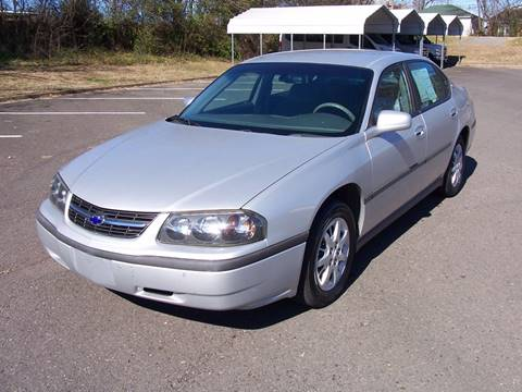 2004 Chevrolet Impala for sale at Stewart's Auto Sales in Arkadelphia AR