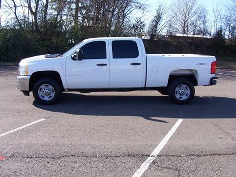 2012 Chevrolet Silverado 2500HD for sale at Stewart's Auto Sales in Arkadelphia AR