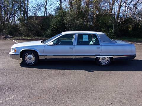 1995 Cadillac Fleetwood for sale at Stewart's Auto Sales in Arkadelphia AR