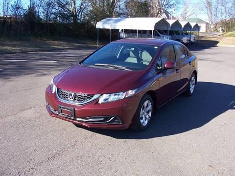 2013 Honda Civic for sale at Stewart's Auto Sales in Arkadelphia AR