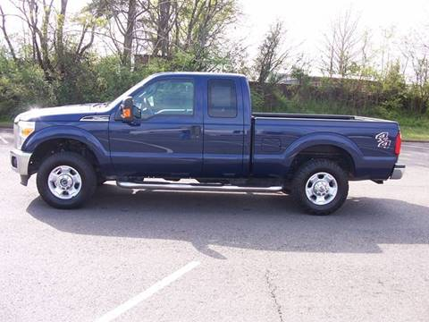 2012 Ford F-250 Super Duty for sale at Stewart's Auto Sales in Arkadelphia AR