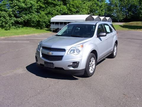 2013 Chevrolet Equinox for sale at Stewart's Auto Sales in Arkadelphia AR