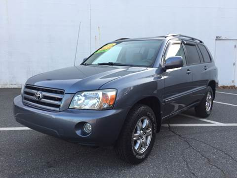 2006 Toyota Highlander for sale in Peabody, MA