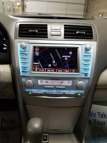 2009 Toyota Camry Hybrid 4dr Sedan - Villa Park IL