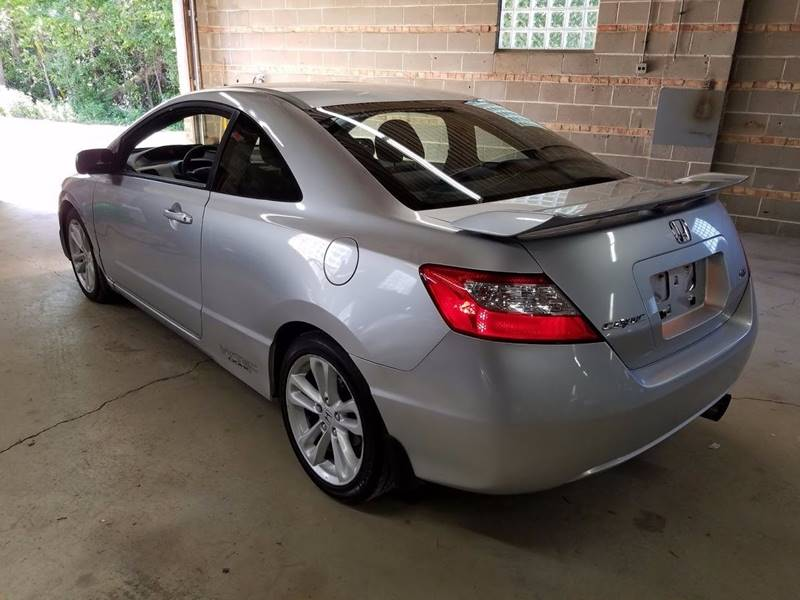 2006 Honda Civic Si 2dr Coupe w/Summer Tires - Villa Park IL