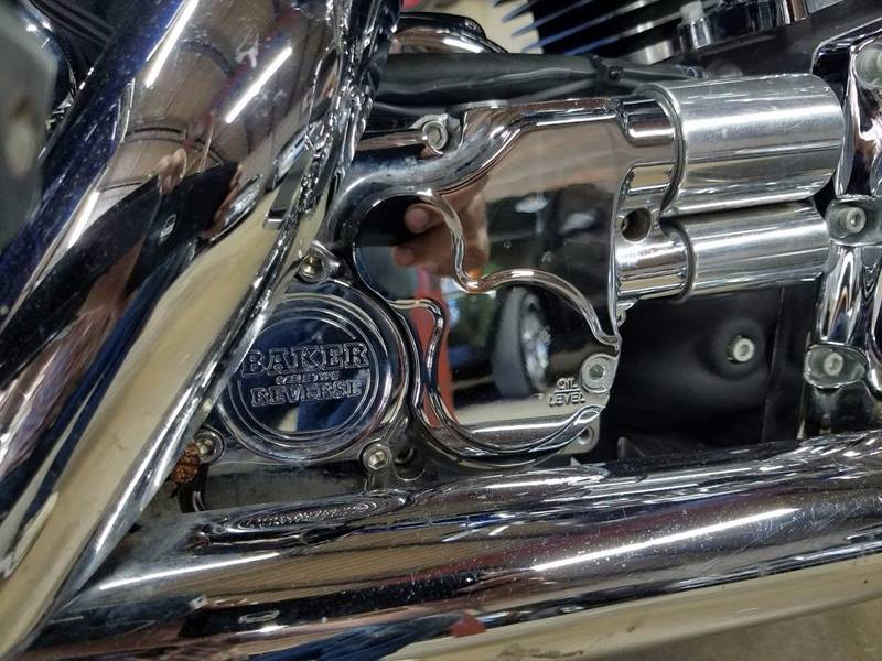 2006 Harley-Davidson Ultra Classic Electra Glide ELECTRA GLIDE ULTRA CLASSIC/Baker Reverse F5R - Villa Park IL