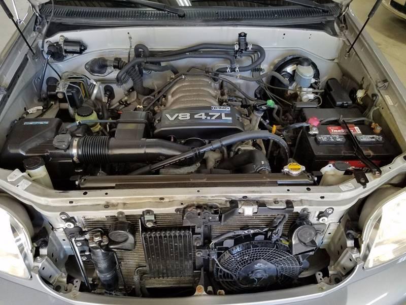 2004 Toyota Sequoia Limited 4WD 4dr SUV - Villa Park IL