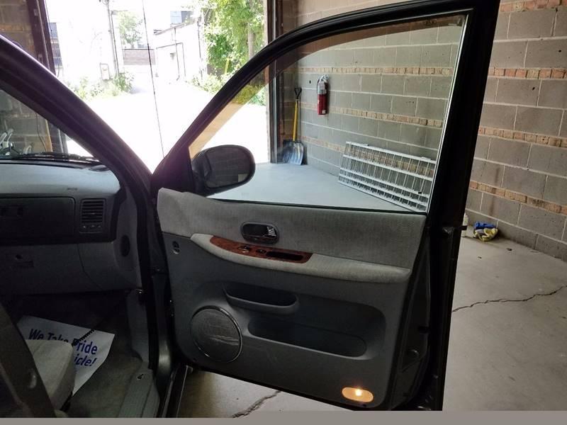2005 Kia Sedona 4dr EX Mini-Van - Villa Park IL