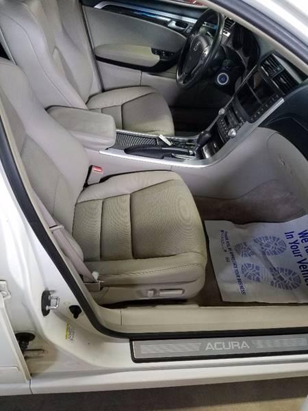 2008 Acura TL 4dr Sedan - Villa Park IL