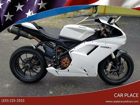 2009 Ducati 1198 for sale in Villa Park, IL