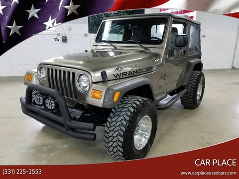 2005 Jeep Wrangler for sale in Villa Park, IL
