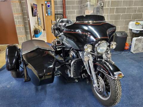 2002 Harley-Davidson Electra Glide Ultra Classic for sale at Car Place & MotorCycles in Villa Park IL