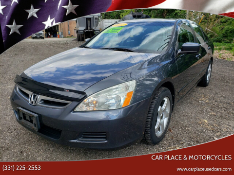 2007 Honda Accord for sale at Car Place & MotorCycles in Villa Park IL