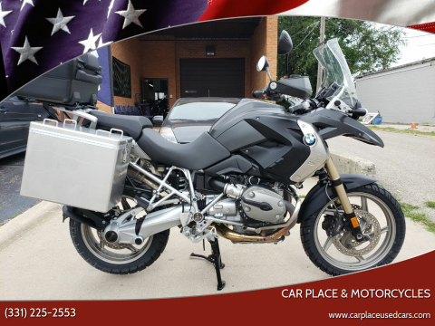 2009 BMW R1200GS for sale at Car Place & MotorCycles in Villa Park IL