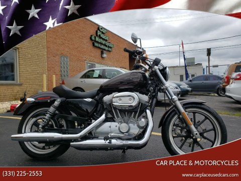 2017 Harley-Davidson Sportster  883 for sale at Car Place & MotorCycles in Villa Park IL