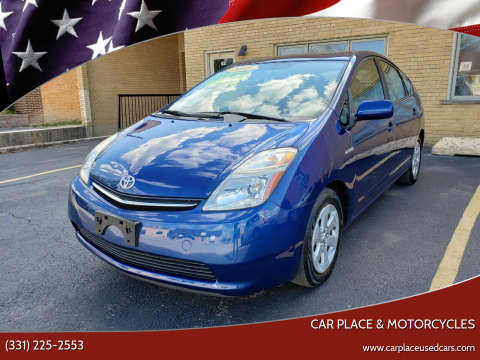 2008 Toyota Prius for sale at Car Place & MotorCycles in Villa Park IL