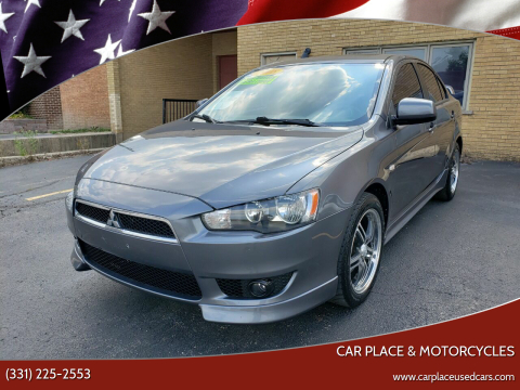 2008 Mitsubishi Lancer for sale at Car Place & MotorCycles in Villa Park IL