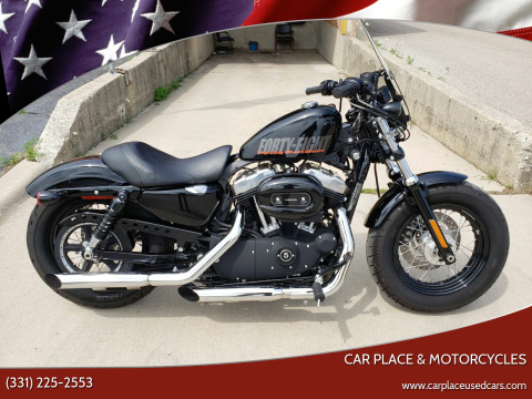 2012 Harley-Davidson XL1200X - Sportster for sale at Car Place & MotorCycles in Villa Park IL