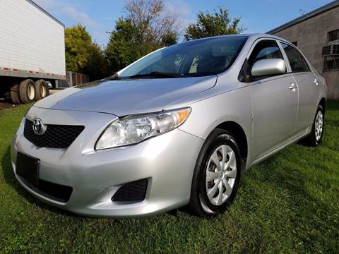 2009 Toyota Corolla for sale in Villa Park, IL