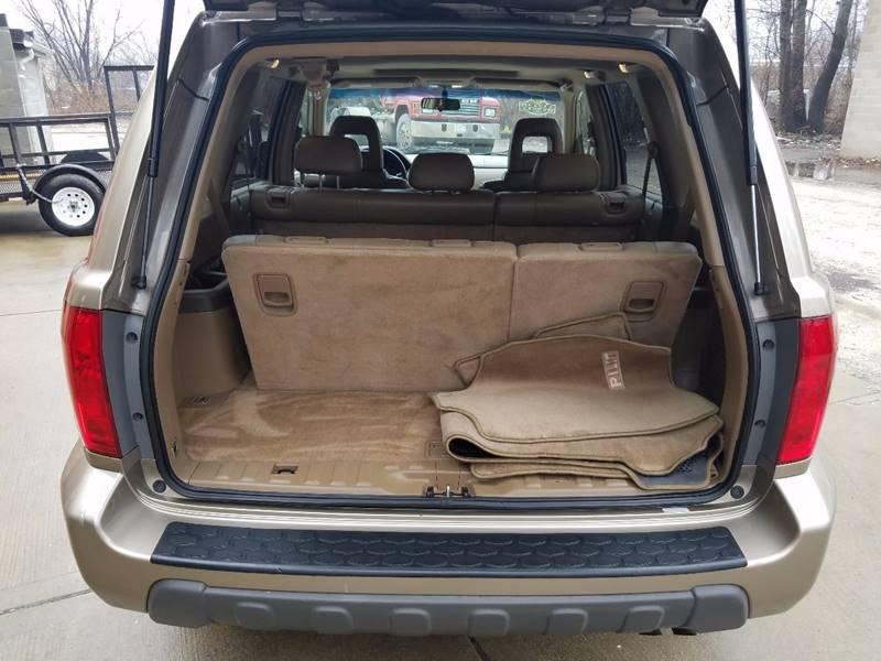 2005 Honda Pilot 4dr EX-L 4WD SUV w/Leather - Villa Park IL