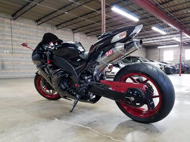 2007 Kawasaki Ninja ZX-10R Ninja - Villa Park IL