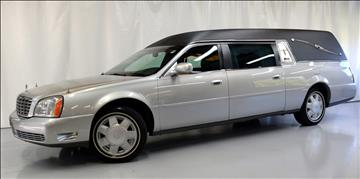 2005 Cadillac Superior Coach for sale in Somers, CT