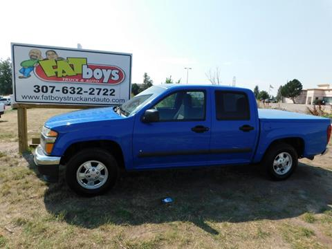2007 GMC Canyon for sale in Cheyenne, WY
