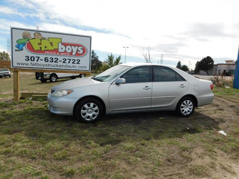 2005 Toyota Camry for sale in Cheyenne, WY