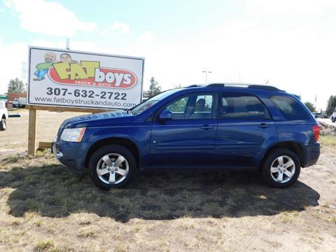 2009 Pontiac Torrent for sale in Cheyenne, WY