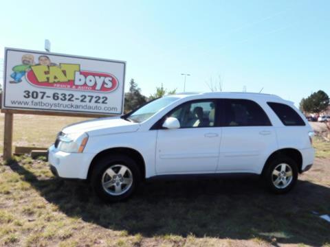 2007 Chevrolet Equinox for sale in Cheyenne, WY