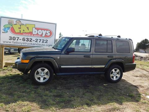 2006 Jeep Commander for sale in Cheyenne, WY