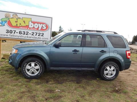 2011 Ford Escape for sale in Cheyenne, WY