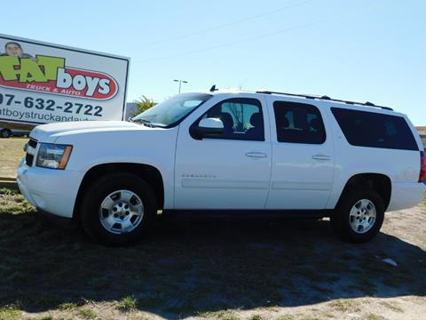 2010 Chevrolet Suburban for sale in Cheyenne, WY