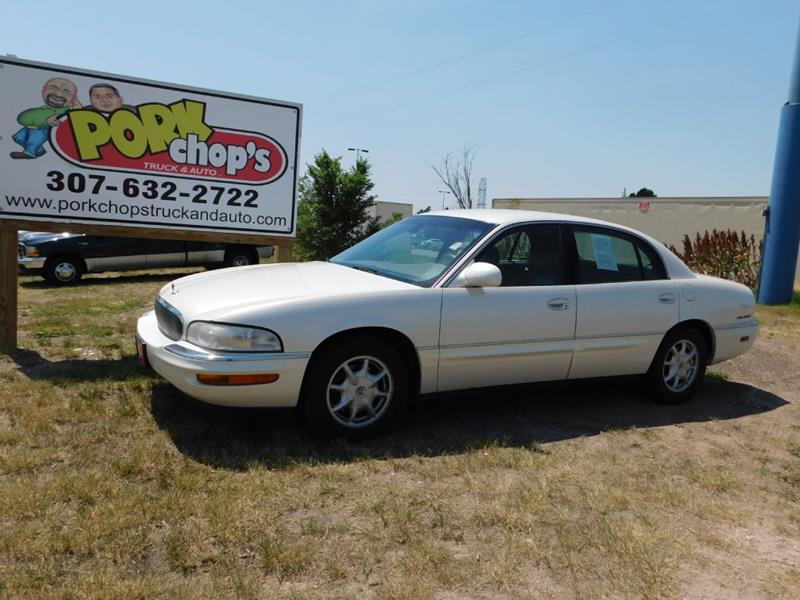 2001 Buick Park Avenue In Cheyenne Wy Porks Chop Truck And Auto