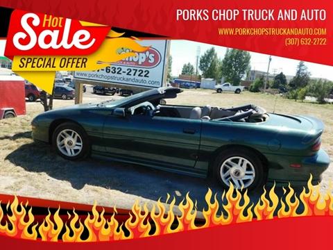 1996 Chevrolet Camaro for sale in Cheyenne, WY