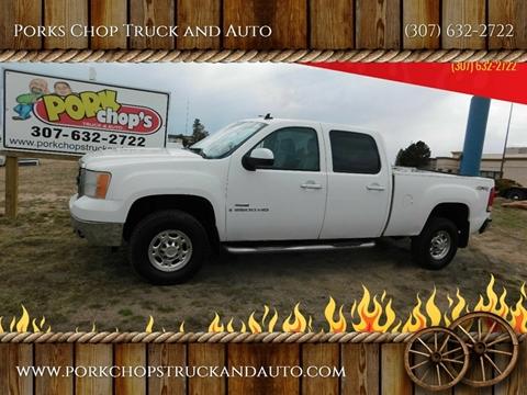 Gmc Sierra 2500hd For Sale In Cheyenne Wy Porks Chop