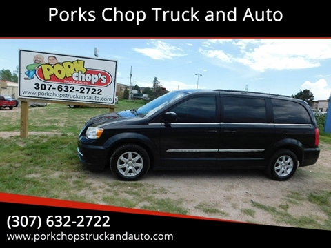 2012 Chrysler Town and Country for sale in Cheyenne, WY