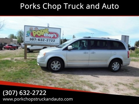 2010 Chrysler Town and Country for sale in Cheyenne, WY
