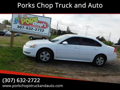 2011 Chevrolet Impala for sale in Cheyenne, WY