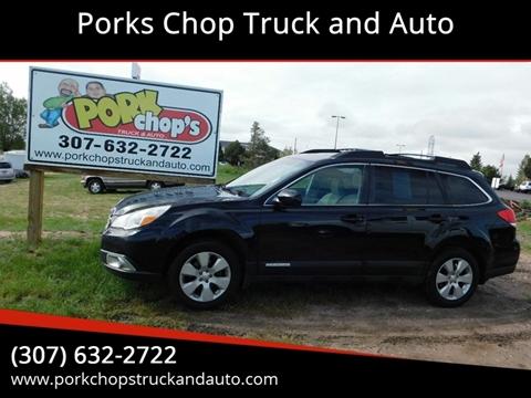 2011 Subaru Outback for sale in Cheyenne, WY
