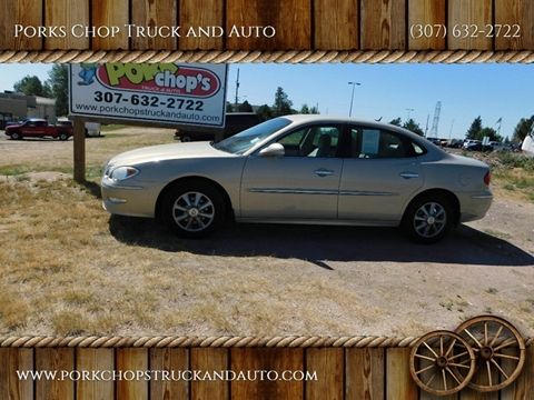 2008 Buick Allure for sale in Cheyenne, WY