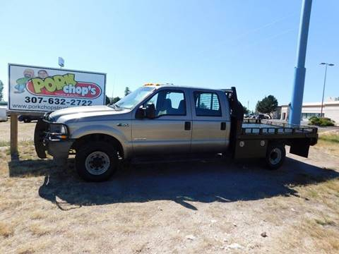 2003 Ford F-350 Super Duty for sale in Cheyenne, WY